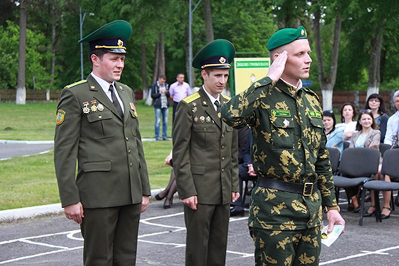 парадная форма пограничников россии фото если сильно