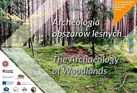 Archeology of forest areas